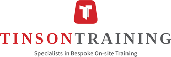 Tinson Training - Specialists in Bespoke On-site Training